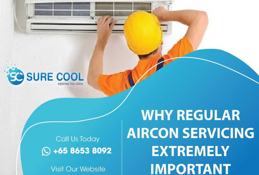 regular aircon servicing
