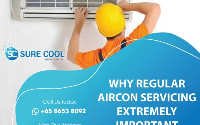 Why Regular Aircon Servicing Extremely Important for Our Aircon?