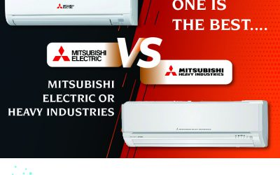 Which one is the best Mitsubishi Electric VS Mitsubishi Heavy industry?