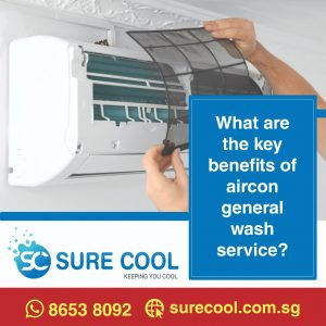 Benefits of Aircon General Service